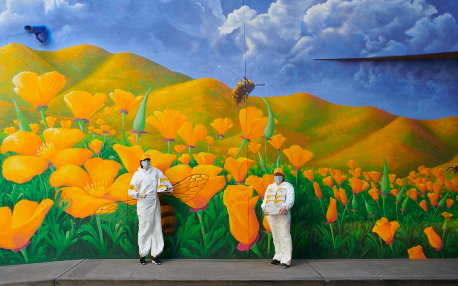 Scientologičtí dobrovolní duchovní v Kalifornském hlavním městě podporují prevenci, aby pomohli zploštit křivku nákazy koronavirem
