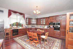 Updated kitchen - For Rent: Large Representative 8-bedroom 700 sq.m Villa Prague 6 - Nebusice