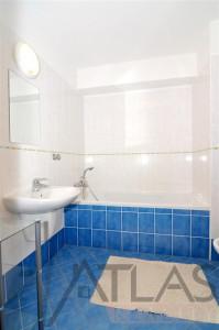 Pronájem plně zařízeného bytu 1+kk Praha 6 - Vokovice - Terasy Červený vrch, ulice Tibetská