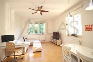 Pronájem zařízeného bytu 2+kk, 54 m2, U Zvonařky, Praha 1