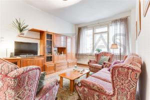 Pronájem bytu 3+1 Praha 2 - Vinohrady, Urugvajská