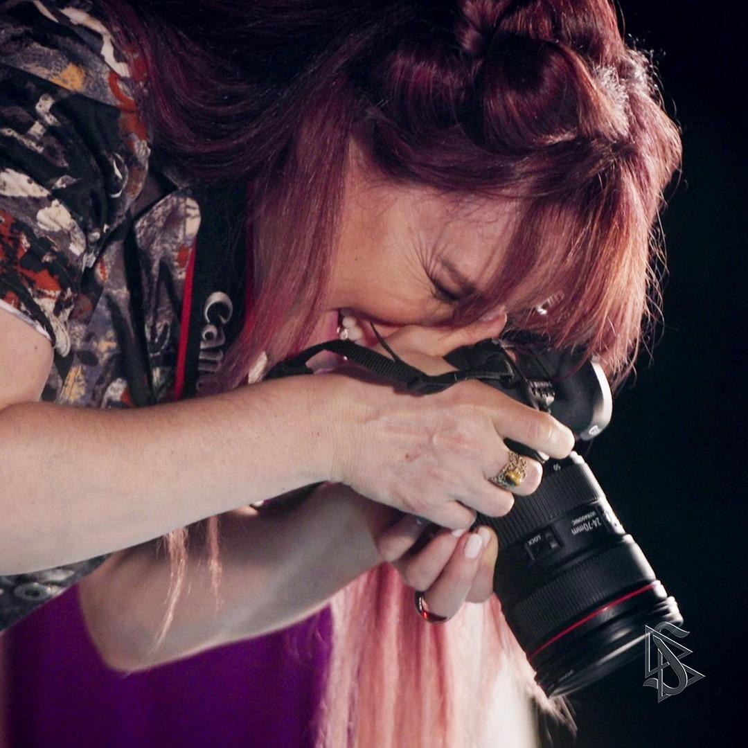 fotografka Christy Lee Rogers – scientologie umělci
