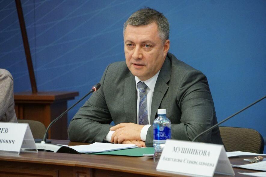 Igor Kobzev se stal členem vládní komise na ochranu jezera Bajkal