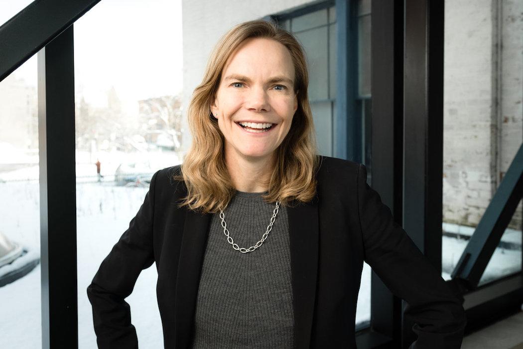 Janet Bannister byla jmenována jako řídící partner