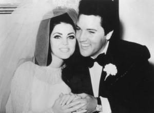 Priscilla Presley a Elvis Presley