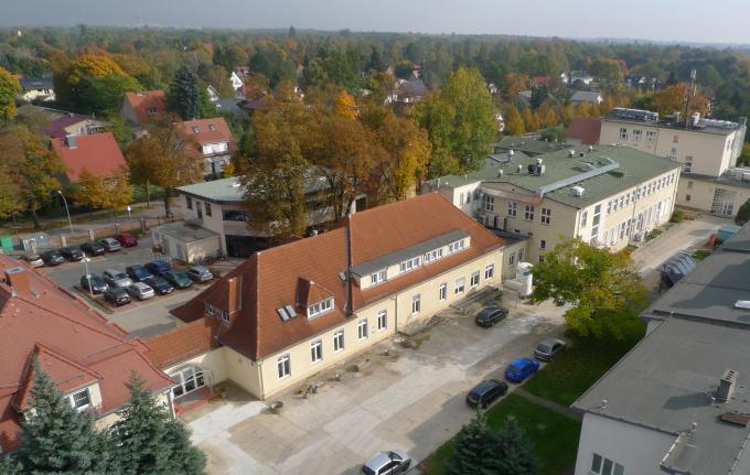 Výzkumný kampus Teltow-Seehof