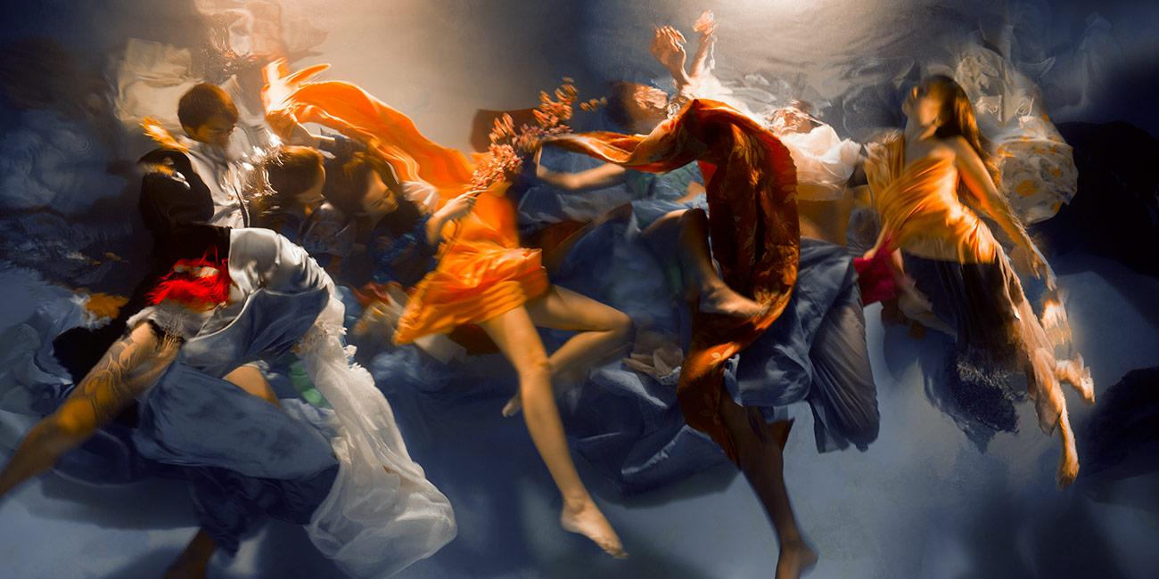 fotografka Christy Lee Rogers je scientologická umělkyně