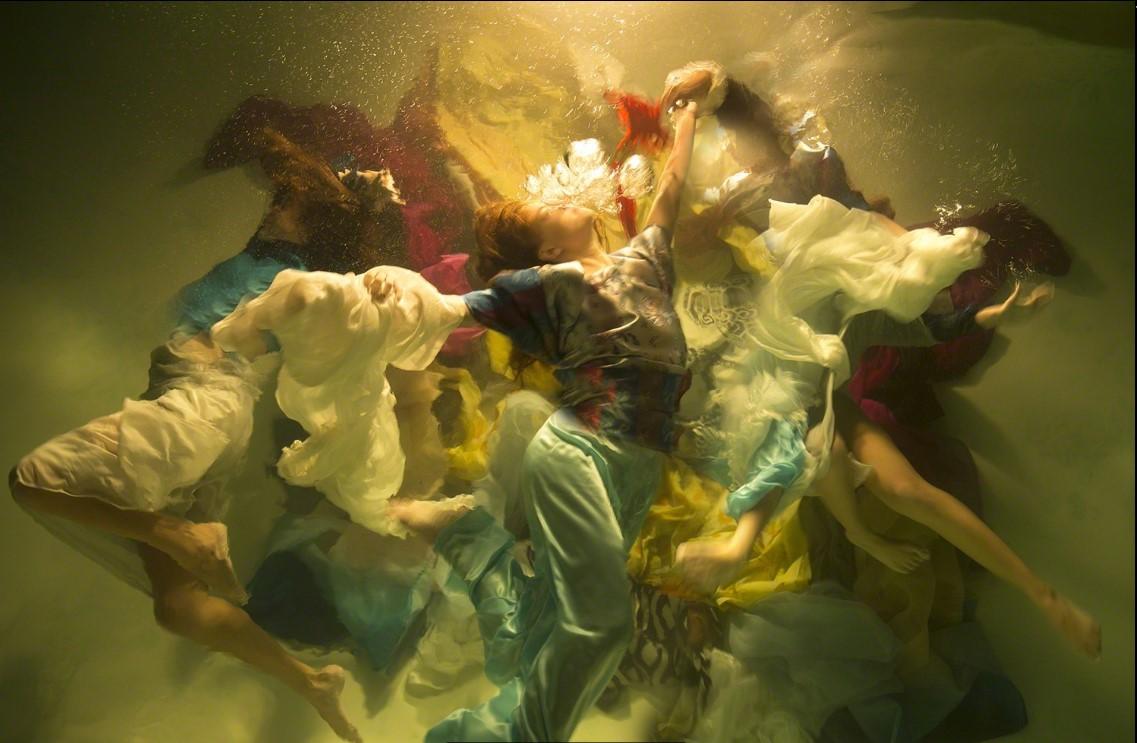 fotografka Christy Lee Rogers - scientologie umělci